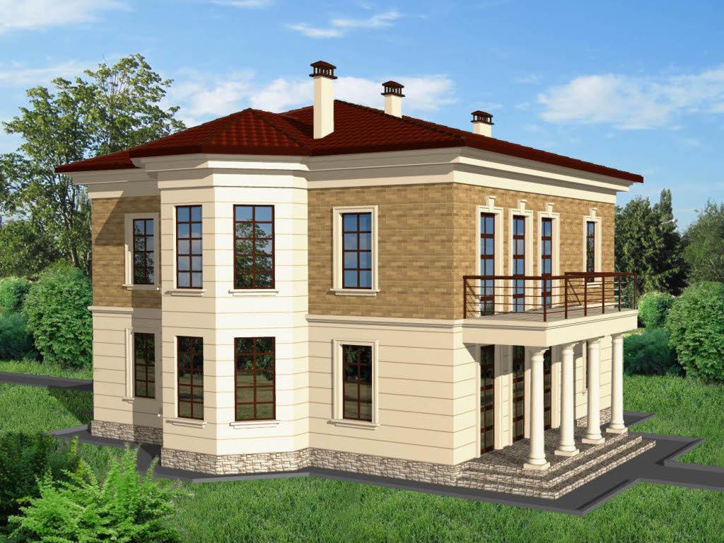 Параметры жилого дома