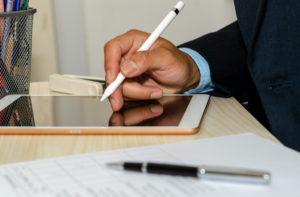 Подача процессуальных документов в электронном виде