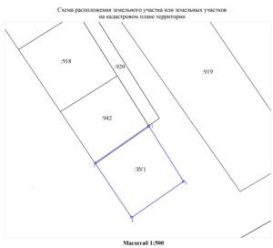 Предварительное согласование земельного участка