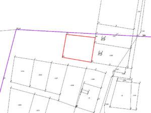 План схема расположения земельного участка на кадастровом плане (КПТ)