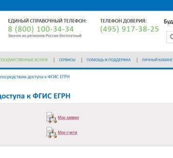 Запрос кадастрового квартала через ФГИС ЕГРН за 100 рублей
